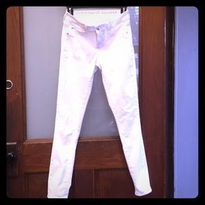 Articles of Society White Skinny Jeans 👖 Size 24